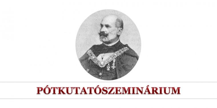 Pótkutatószeminárium 2019/20 I.félév elmarad